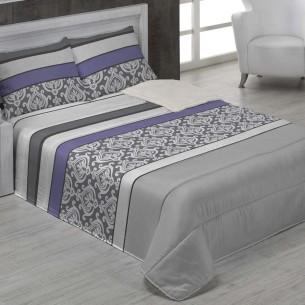 Comforter con sherpa EIFFEL Milarosa