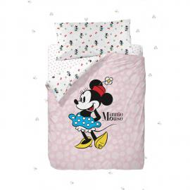 Funda nórdica reversible MINNIE BLUE SKIRT Disney