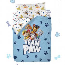 Funda nórdica reversible PAW PATROL GROUP Nickelodeon