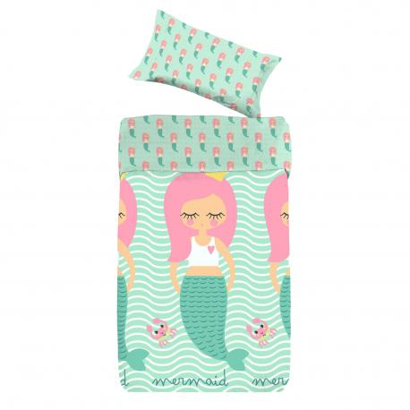 Funda nórdica MERMAID Denisa Home