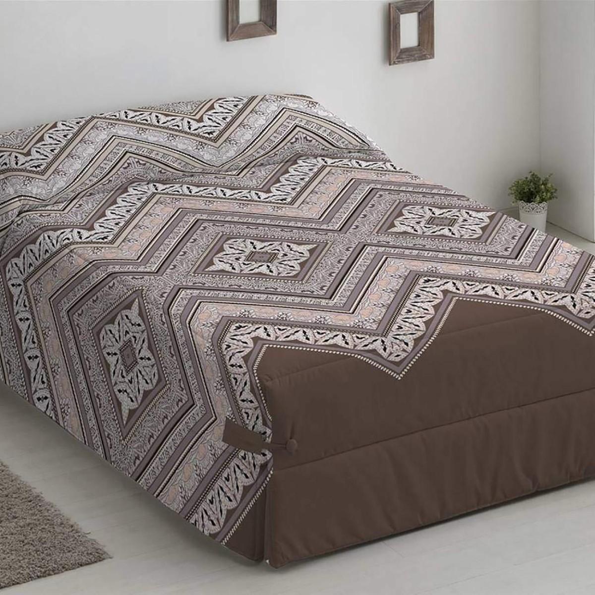 Camatex Color Beig Conforter Martina Cama 90