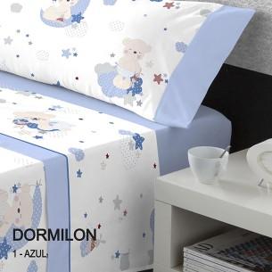 Juego sábanas infantil DORMILON Catotex