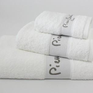 Juego toallas LOGO Pierre Cardin