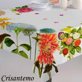 Mantel CRISANTEMO Purpura Home