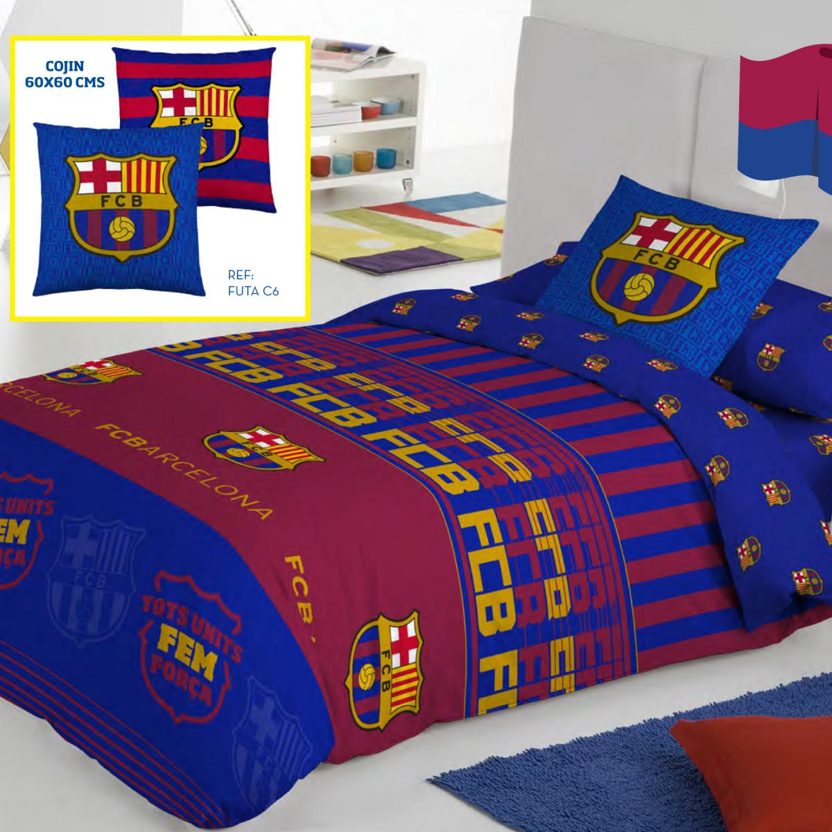 Funda n rdica for a fc barcelona - Fundas nordicas de futbol ...