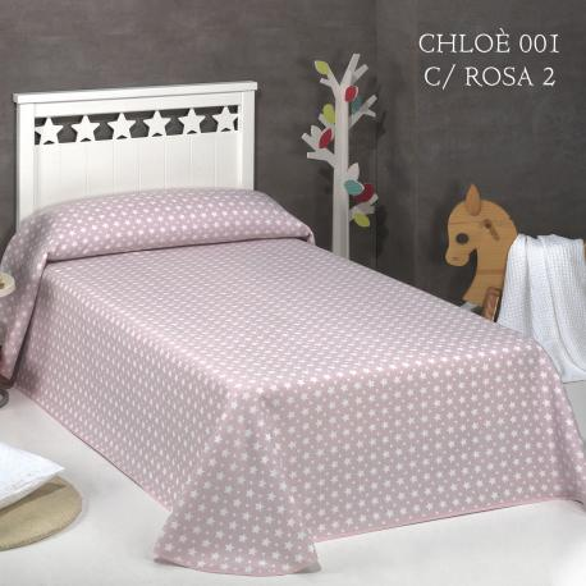 colchas cama 90
