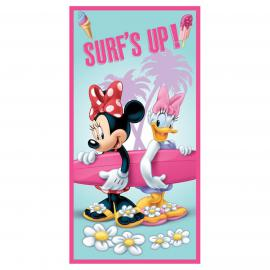 Toalla playa MINNIE-DAISY Disney