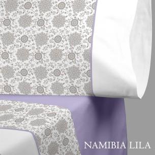 Juego sábanas franela NAMIBIA Encama