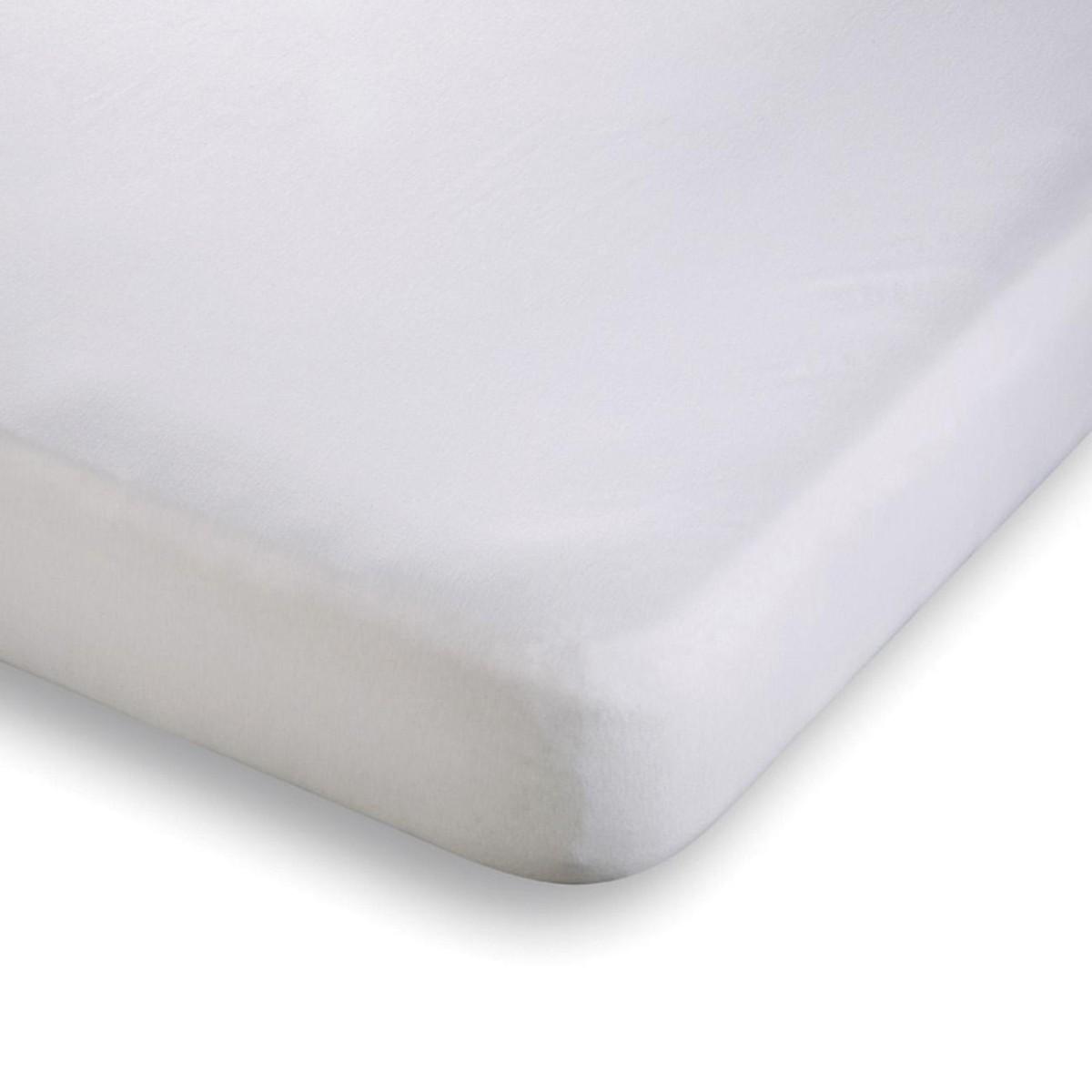 Protector colchon algodon 100/% rizo funda impermeable cama 60 80 90 105 135 150