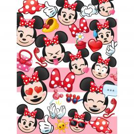 Duvet MINNIE EMOJI Disney
