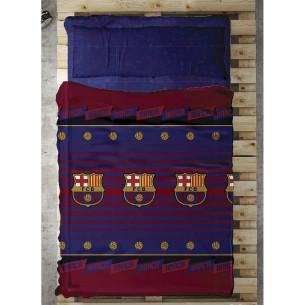 Juego sábanas BALON FC Barcelona