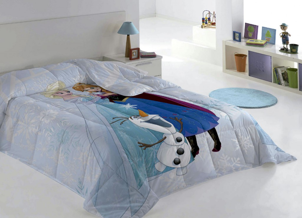 Duvets infantiles 5 motivos para cubrir la cama de los - Textil habitacion infantil ...